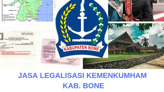 Jasa Legalisir KEMENKUMHAM di Kabupaten Bone    08559910010