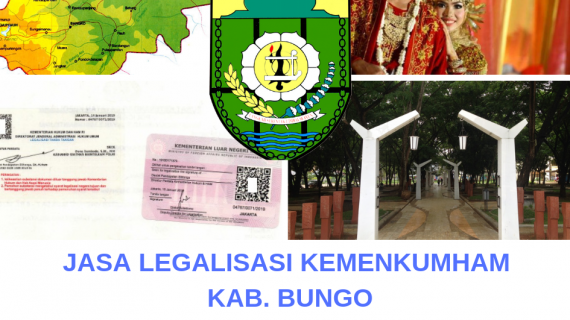 Jasa Legalisir KEMENKUMHAM di Kabupaten Bungo || 08559910010
