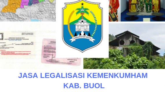 Jasa Legalisir KEMENKUMHAM di Kabupaten Buol || 08559910010