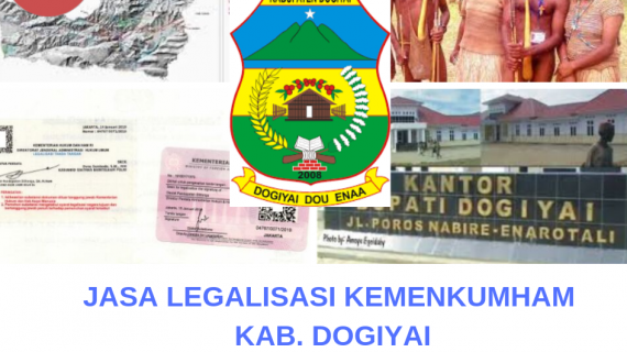 Jasa Legalisir KEMENKUMHAM di Kabupaten Dogiyai || 08559910010