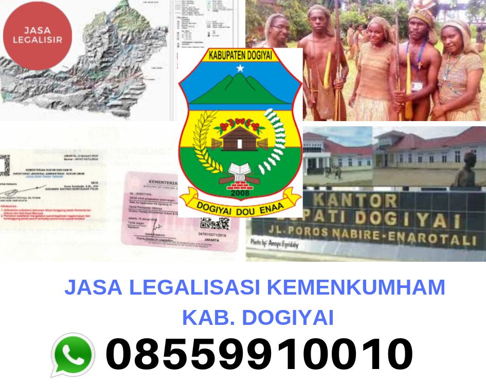 Jasa Legalisir Kemenkumham Di Kabupaten Dogiyai 08559910010