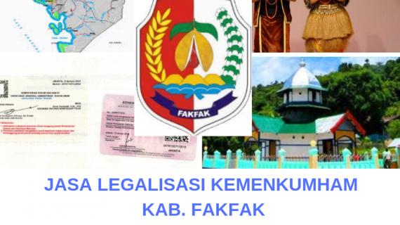 Jasa Legalisir KEMENKUMHAM di Kabupaten Fakfak || 08559910010