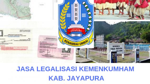 Jasa Legalisir KEMENKUMHAM di Kota Jayapura || 08559910010