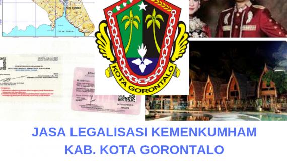 Jasa Legalisir KEMENKUMHAM di Kota Gorontalo || 08559910010