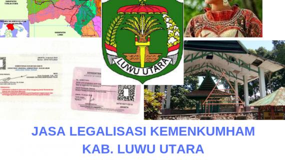 Jasa Legalisir Kemenkumham Di Kabupaten Luwu Utara 08559910010
