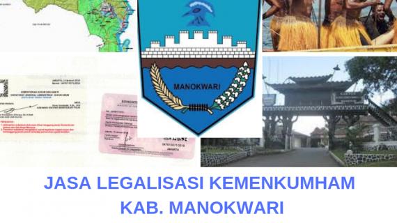 Jasa Legalisir KEMENKUMHAM di Kabupaten Manokwari || 08559910010