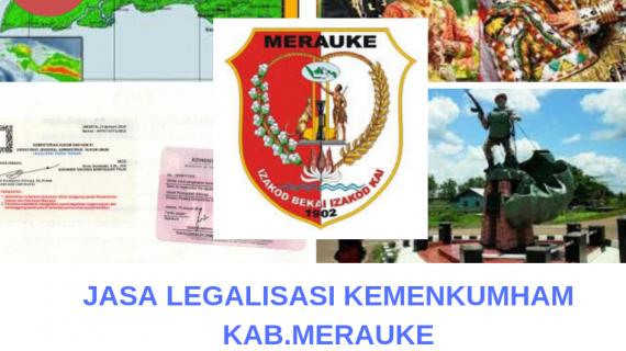 Jasa Legalisir KEMENKUMHAM di Kabupaten Merauke    08559910010