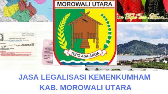 Jasa Legalisir KEMENKUMHAM di Kabupaten Morowali Utara || 08559910010