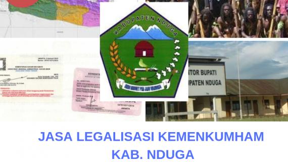 Jasa Legalisir KEMENKUMHAM di Kabupaten Nduga