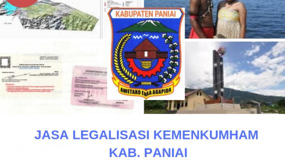Jasa Legalisir KEMENKUMHAM di Kabupaten Paniai || 08559910010