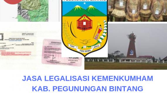 Jasa Legalisir KEMENKUMHAM di Kabupaten Pegunungan Bintang || 08559910010