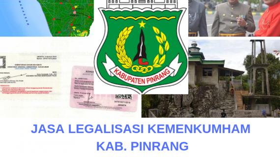 Jasa Legalisir KEMENKUMHAM di Kabupaten Pinrang    08559910010