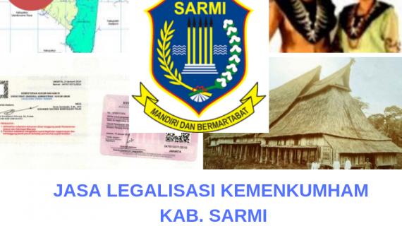 Jasa Legalisir KEMENKUMHAM di Kabupaten Sarmi || 08559910010