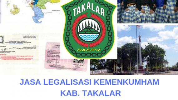 Jasa Legalisir KEMENKUMHAM di Kabupaten Takalar || 08559910010