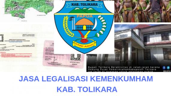 Jasa Legalisir KEMENKUMHAM di Kabupaten Tolikara || 08559910010