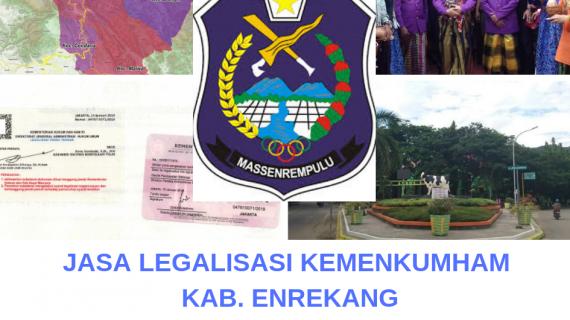Jasa Legalisir KEMENKUMHAM di Kabupaten Enrekang || 08559910010