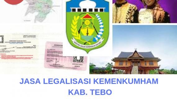 Jasa Legalisir KEMENKUMHAM di Kabupaten Tebo || 08559910010