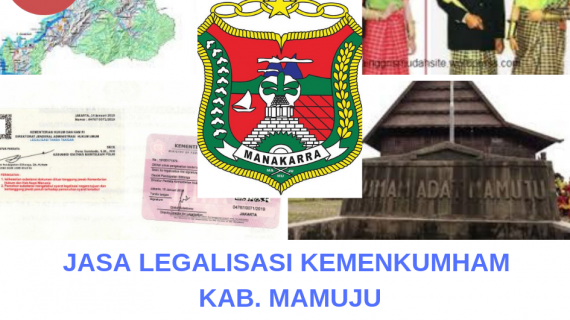 Jasa Legalisir KEMENKUMHAM di Kabupaten Mamuju    08559910010
