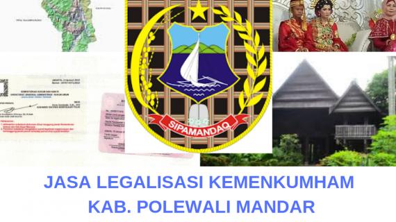 Jasa Legalisir KEMENKUMHAM di Kabupaten Polewali Mandar || 08559910010