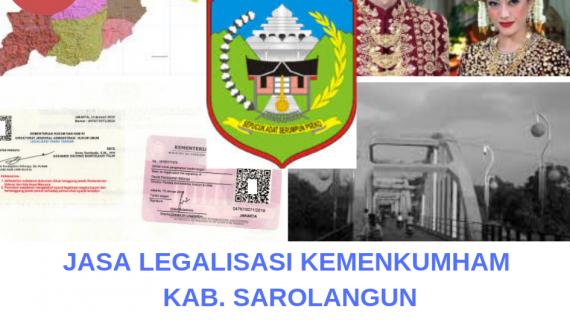 Jasa Legalisir KEMENKUMHAM di Kabupaten Sarolangun || 08559910010