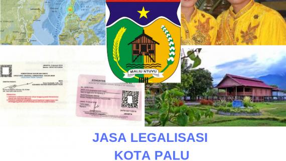 Jasa Legalisir KEMENKUMHAM di Kota Palu || 08559910010