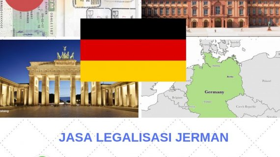 Jasa Legalisasi Jerman || 08559910010