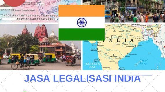 Jasa Legalisasi India || 08559910010