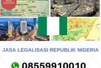 JASA LEGALISASI NIGERIA || 08559910010