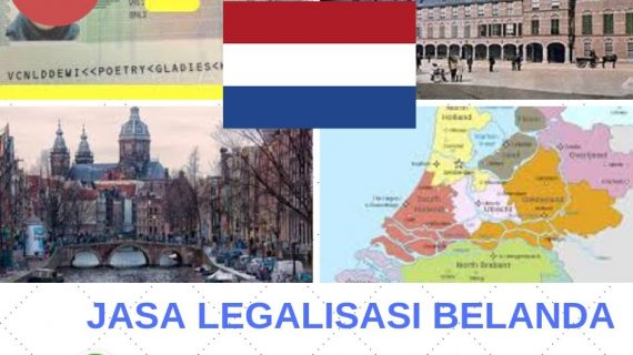 Jasa Legalisasi Belanda || 08559910010