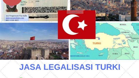 Jasa Legalisasi Turki || 08559910010