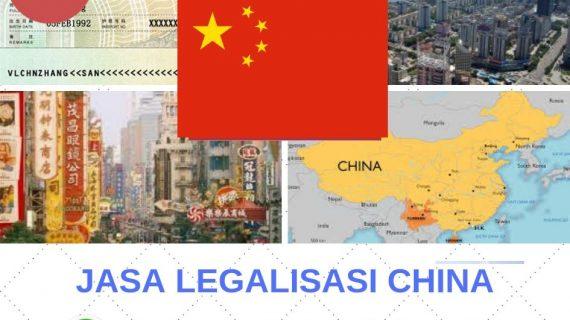 Jasa Legalisasi China || 08559910010