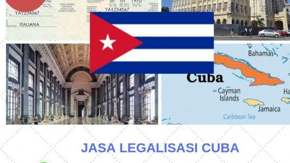 Jasa Legalisasi Cuba || 08559910010