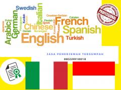 Jasa Penerjemah Italia || 08559910010