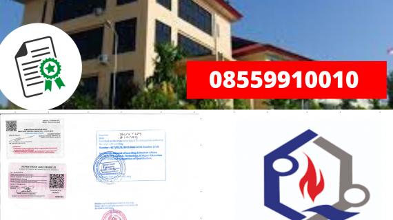 Jasa Legalisir Ijazah Politeknik Negeri Balikpapan Di Kemenristek Dikti || 08559910010
