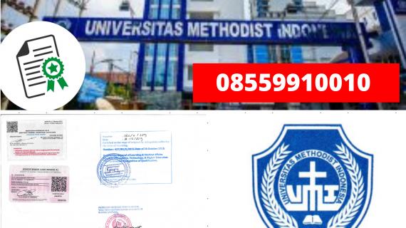 Jasa Legalisir Ijazah Universitas Methodist Indonesia Di Kemenristek Dikti || 08559910010