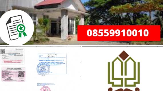 Jasa Legalisir Ijazah Institut Seni Budaya Indonesia Aceh Di Kemenristek Dikti || 08559910010