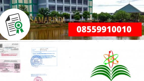 Jasa Legalisir Ijazah Institut Agama Islam Neger Samarinda Di Kemenristek Dikti || 08559910010