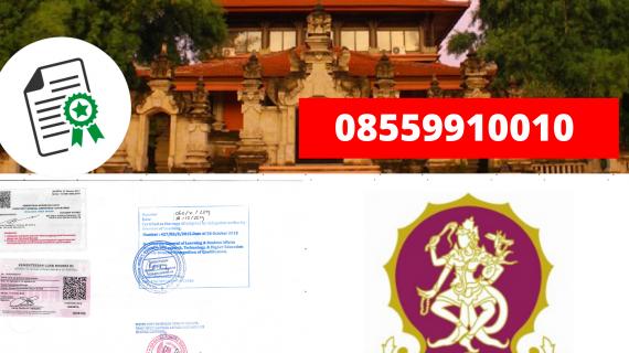 Jasa Legalisir Ijazah Institut Seni Indonesia Denpasar Di Kemenristek Dikti || 08559910010