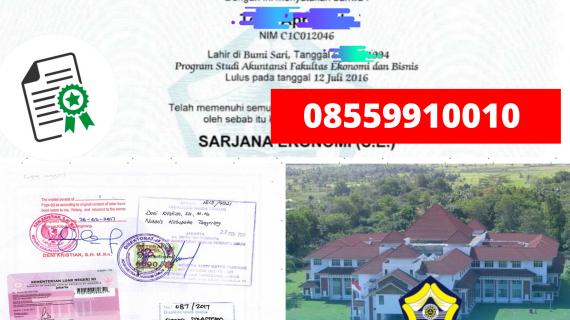 Jasa Legalisir Ijazah Universitas Bengkulu Di Kemenristek Dikti || 08559910010