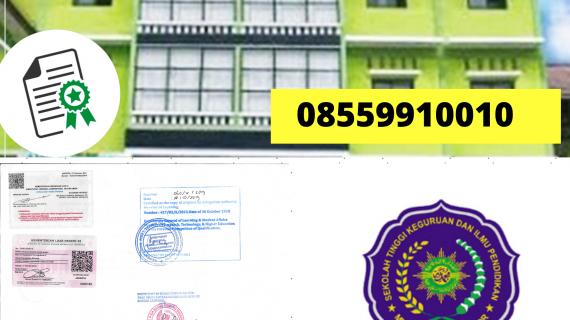 Jasa Legalisir Ijazah Universitas Muhammadiyah Bogor Di Kemenristek Dikti || 08559910010