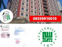 Legalisir Ijazah Universitas Yarsi Di Kemenristek Dikti    08559910010