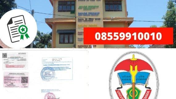 Jasa Legalisir Ijazah Universitas Andi Djemma Di Kemenristek Dikti || 08559910010