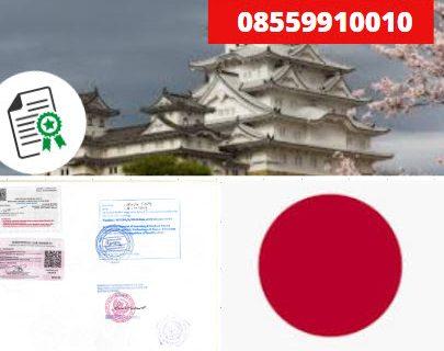 Jasa Legalisir KEMENKUMHAM di Jepang || 08559910010