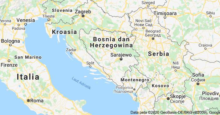 Jasa Legalisir KEMENKUMHAM di Bosnia dan Herzegovina    08559910010