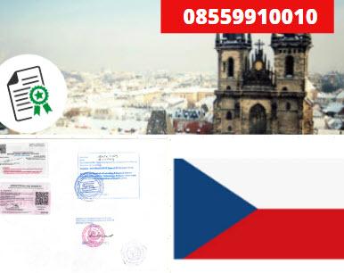 Jasa Legalisir KEMENKUMHAM di Ceko || 08559910010