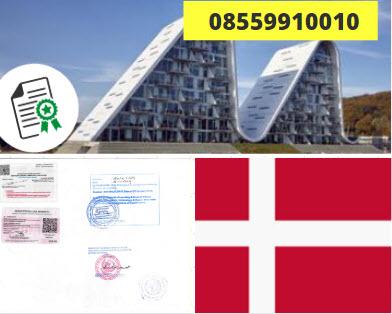 Jasa Legalisir KEMENKUMHAM di Denmark || 08559910010