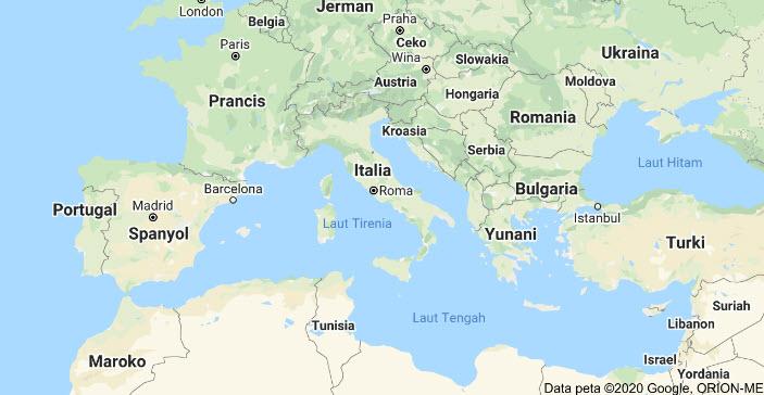Jasa Legalisir KEMENKUMHAM di Italia    08559910010