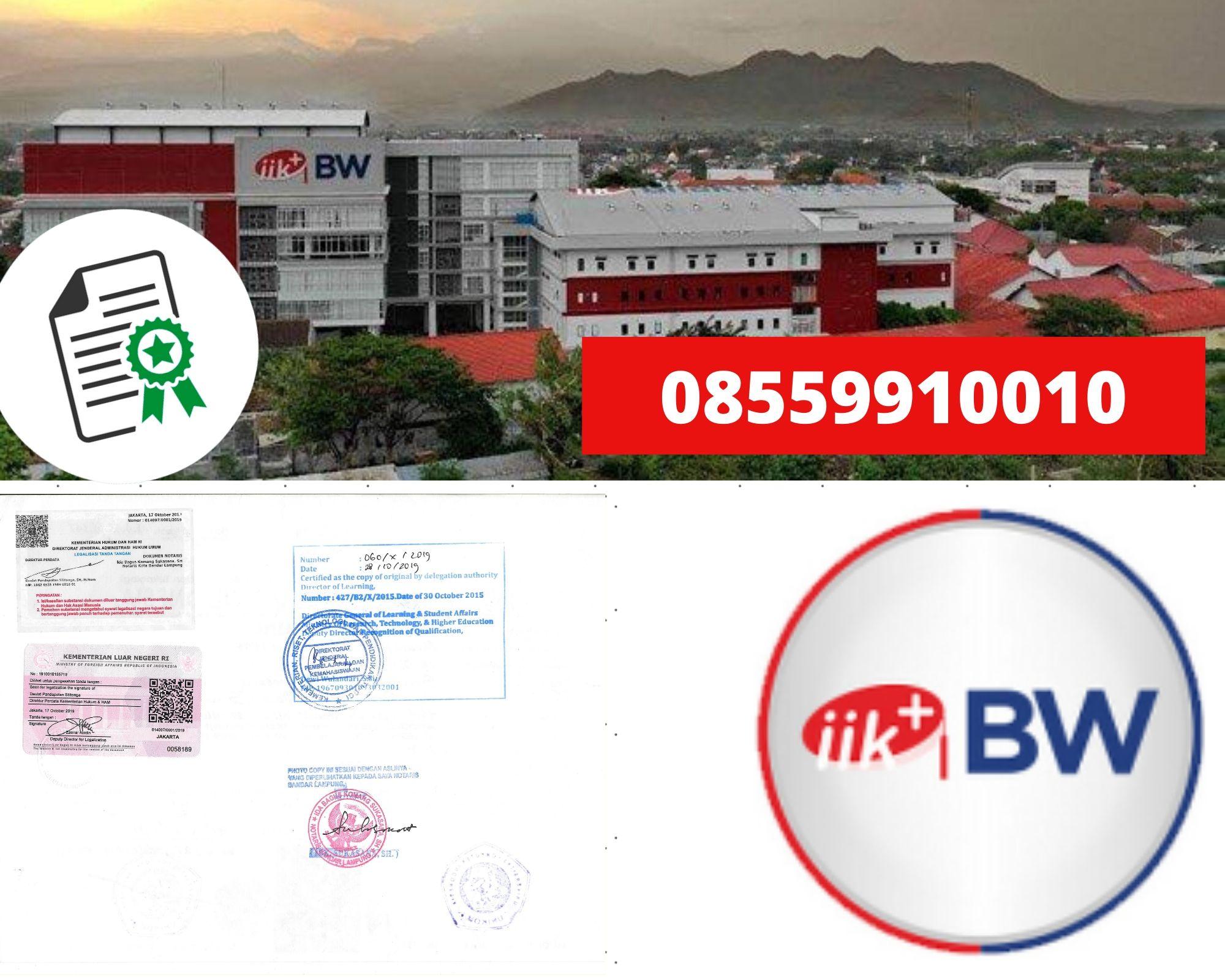 Legalisir Ijazah Institut Ilmu Kesehatan Bhakti Wiyata Kediri Di Kemenristek Dikti    08559910010