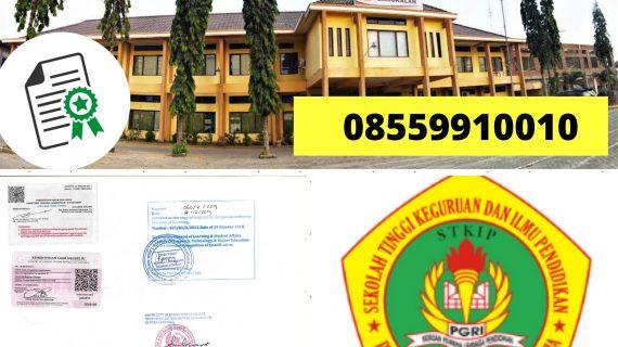Jasa Legalisir Ijazah STKIP PGRI Bangkalan Di Kemenristek Dikti || 08559910010