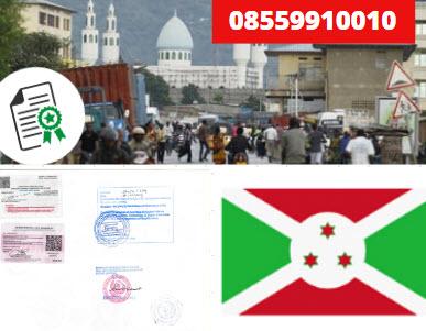 Jasa Legalisir KEMENKUMHAM di Burundi || 08559910010